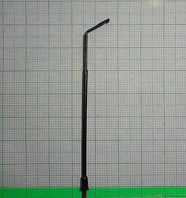 Lamp With LED 5 Lamps) FREE SHIPPING (TT GAUGE) Black, 72mm