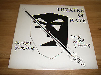 """Theatre of hate-eastworld.12"""""""