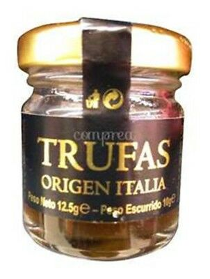 NEW Premium QUALITY Black TRUFFLES Italy Natural Jar FREE Shipping