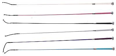 Horse Pony Riding Whip Crop Candy 65 cm ALL COLOURS