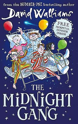 The Midnight Gang - Book by David Walliams (Hardcover, 2016)
