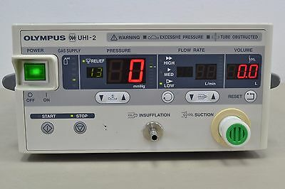 Olympus UHI-2 High Flow Insufflation Unit Insufflator (12466)