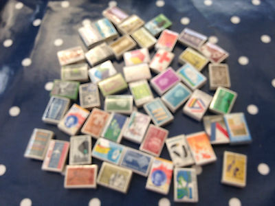 Netherlands 50 different bundles of 100, 5000 stamps are mostly commemorative