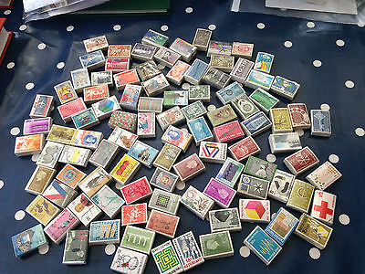 Netherlands 100 different bundles of 100,  mostly commemorative  10000 stamps