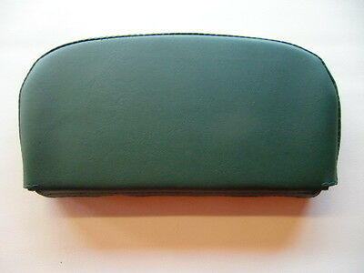 Plain Green Scooter Back Rest Cover (Purse Style)