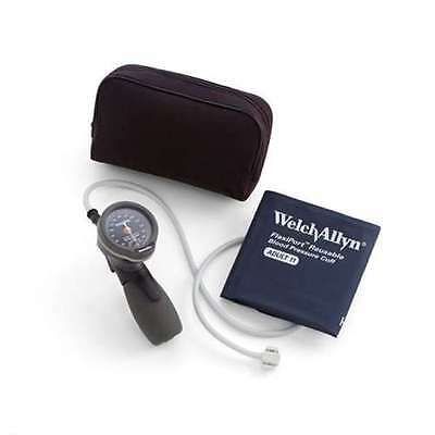 New WELCH ALLYN DS66-11 Gold Series Trigger Aneroid Blood Pressure Monitor Kit