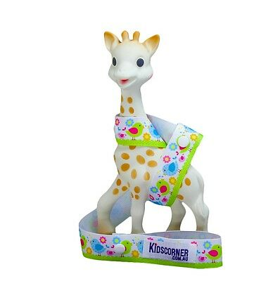 Sophie the Giraffe TOY STRAP/HARNESS/LEASH - Baby Tweets