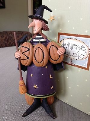 "Witch - ""BOO-Witched"" - Williraye - 6152 - NIB"