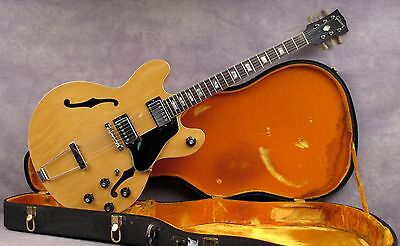 1970 Gibson Es150 Dn - Natural - Excellent Condition 8.75/10