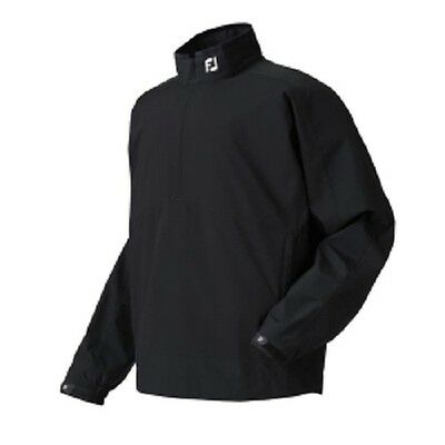 Footjoy 2015 Men's Hydrolite  Zip Rain shirt 3 year guarantee  Black