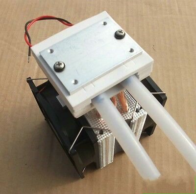 Thermoelectric Peltier Refrigeration Cooling System Kit Cooler fan TEC1-12715