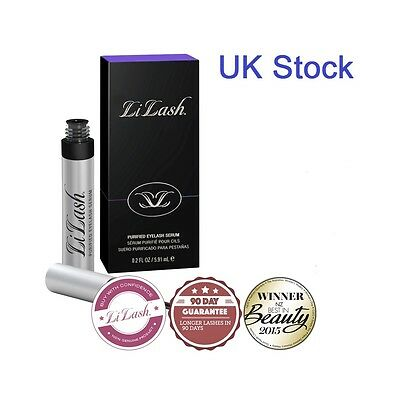 LiLash Purified Eyelash Growth Serum 5.91ml NEW IN BOX, UK SELLER, Free P&P