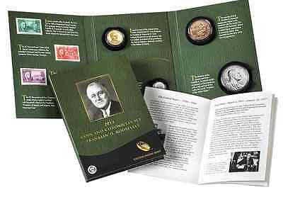 2014 FDR Coin and Chronicles Set