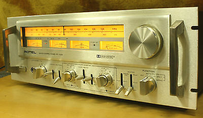 Rotel Rt 1024 High End Stereo Fm Tuner