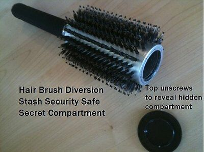 UNISHOW New Arrival Professional Salon Safety Hidden Hair Brush Stash Safe