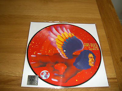 David Bowie-the man who sold the world.lp picture disc.