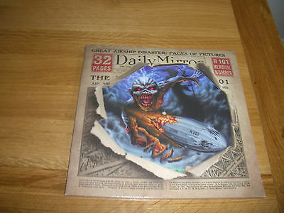 Iron Maiden-empire of the clouds.12""