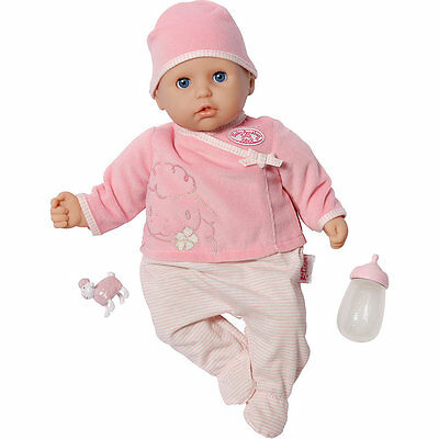 My First Baby Annabell Lets Play Doll, Kids Interactive Newborn Baby Doll