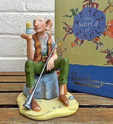 Robert Harrop -The Bfg- Rd03 World Of Roald Dahl Collection Series Figure Model