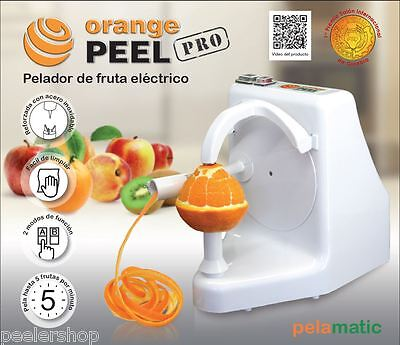 Orange Peeler Profesional - Peeling machine from Pelamatic SL