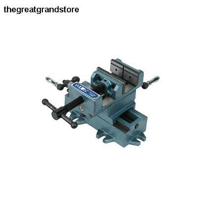 "Wilton 11696 6"" Jaw Cross Slide Drill Press Vise 6"" Opening Depth Work Piece Mm"
