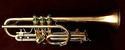 Olds L.A. Super Cornet 1947 with Original Lifton Case and #3 Olds Mouthpiece