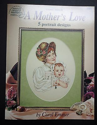 Cross Stitch Book-A mothers love-American School of Needlework