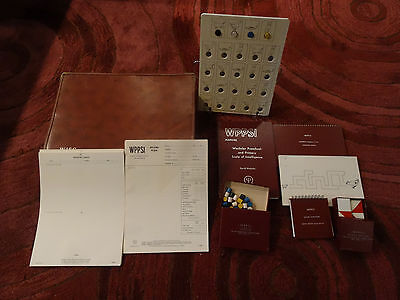 WPPSI Wechsler Preschool & Primary Scale Of Intelligence Test Kit with Case