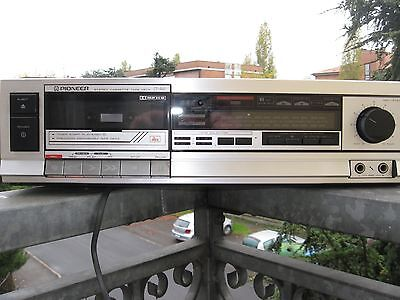 PIONEER stereo cassette tape deck CT-960 made in Japan
