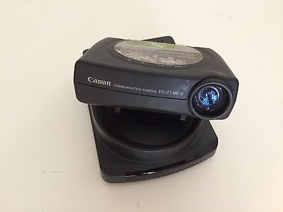 Canon VC-C1 MKII PTZ Pan Tilt Zoom CCTV Video Conference Camera