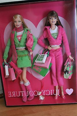 Juicy Couture Gold Label Barbie
