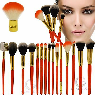 Super Soft Cosmetic Brushes Make Up Face Eyes Professional Quality Brush Blusher