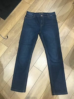 Skinny Fit Jeans Boys Age 12-13