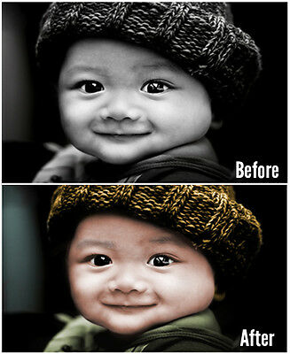 Photo colorization for your old pictures (Read description carefully)
