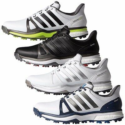 Adidas AdiPower Boost 2 Golf Shoes Mens New 2016 Closeout