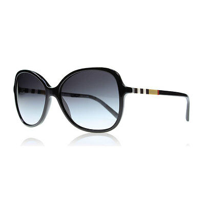 Occhiali da sole Burberry 4197 30018G nero black sunglasses sonnebrille donna