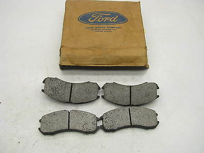 NEW GENUINE OEM Ford F29Z-2001-A Front Disc Brake Pads