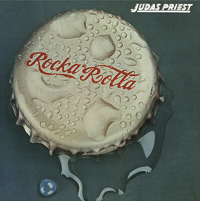 Judas Priest Rocka Rolla Debut LP Brand New Factory Sealed Rob Halford
