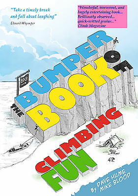 The Bumper Book of Climbing Fun - 'The perfect gift for any climber'.