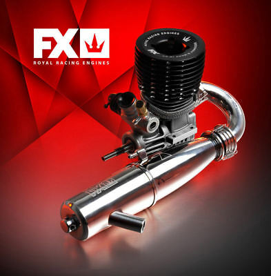 NEW Fx K5 Dc - Combo Pipe/Manifold (Fx650001) from RC Hobby Land