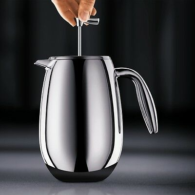 Bodum 1308-16 Columbia 8-Cup  34 oz Stainless-Steel Thermal Fresh Press Pot
