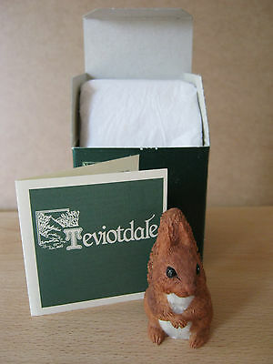 Teviotdale Red Squirrel Collectable #tv1823 New