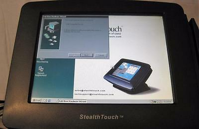 Pioneer Stealth Touch Stealth-PXi GC4680R3BL Touchscreen POS System