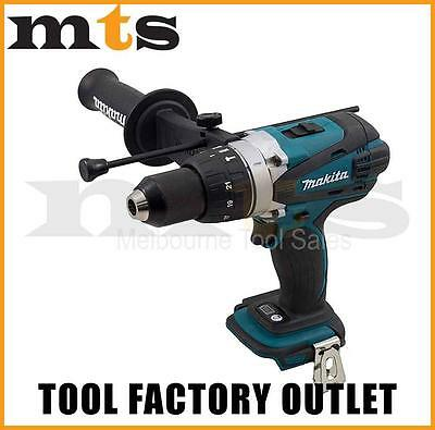 "MAKITA DHP458 18V LXT 1/2"" HAMMER DRIVER DRILL - Replaces BHP454 , LXPH03"