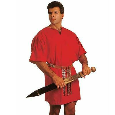 Classic Style Roman Legionnaires Red Tunic. Perfect For Stage Re-enactment LARP.