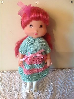 Vintage Strawberry Shortcake Scented Doll 40cm Tall VGC