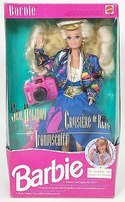 Sea Holiday Barbie Nrfb