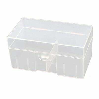Hard Plastic Case Holder Storage Box Container for 12 x 9V Battery LW