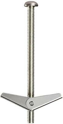 """CobraTap 086M SPRING TOGGLE BOLT 3/16"""" X 3"""" 25/PACK STEEL PLATED BOULON ANCRAGE"""