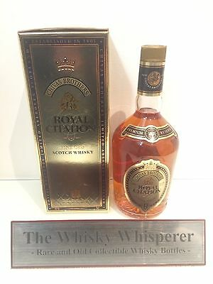 CHIVAS BROTHERS 750ml ROYAL CITATION Scotch Whisky with Box - RARE!